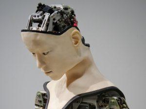 digitisation - robot
